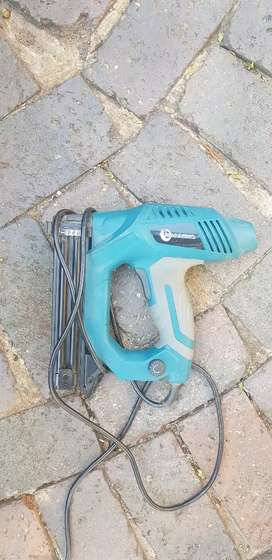 Electric Nail Gun with assorted nails
