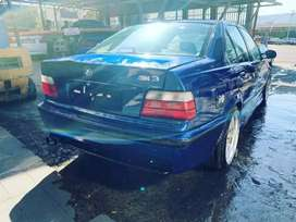 1999 Bmw E36 M3 3.2 6spd Manual Stripping For Spares
