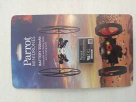 Parrot Rolling Spider/Jumping Sumo 550mAh battery