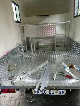 Doggrooming trailers and bakkie conversions