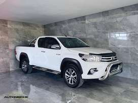 2017 Toyota Hilux 2.8 Gd6 Raider xtra cab for sale