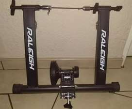 Indoor bicycle stand as new
