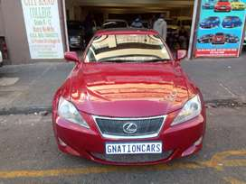 Lexus IS250 1.8 VVTi for SELL