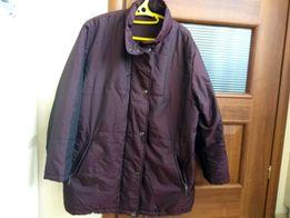 Куртка деми на флисе большой размер 58 на ОГ 120
