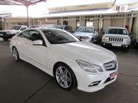 Image of 2010 Mercedes Benz E500 Coupe