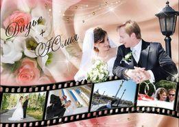 видеосъемка и фото аэросъемка свадебное видео и фото