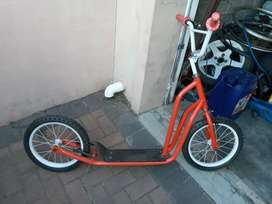 New push scooter