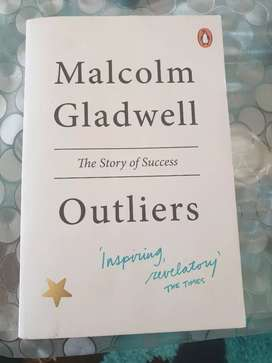 'Outliers : The Story of Success' book by Malcolm Gladwell