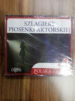 Nowe 3 CD Szlagiery Piosenki Aktorskiej. Folia