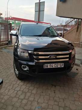 2013 Ford Ranger 3.2 Automatic