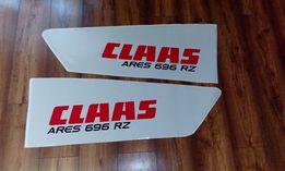 Naklejki Claas ares 696 RZ