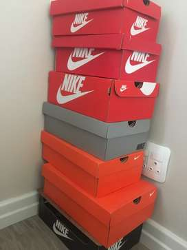 All Nike sheeker boxes
