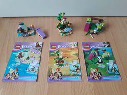 Zestaw Lego Friends 41047, 41048 , 41089
