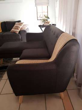 3 seater L-Couch