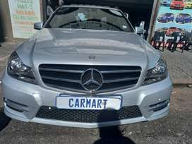 2014 MERCEDES BENZ C180 WITH 100000KM