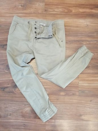 Spodnie khaki, RIVER ISLAND r. 34/32 Gdańsk - image 1