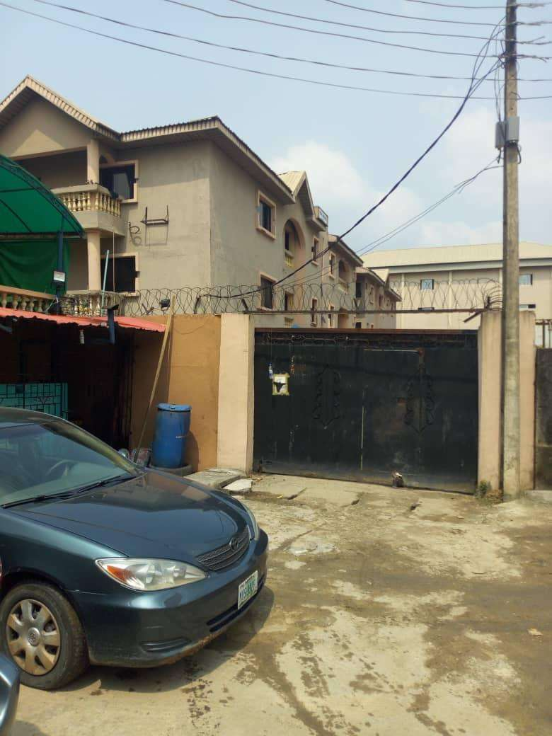 Nice 2 bedroom apartment at Ajao Estate Isolo  for rent 0