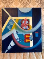 Продаю картины известного художника на весь мир Васыля Дидык
