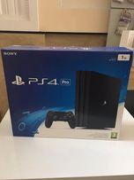 Нова Sony PS4 PRO 1TB Jet Black (CUH-7115B) КРЕДИТ-0% Гарантія ОБМІН