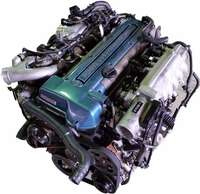 Image of Low mileage 2jz supra engines for sale