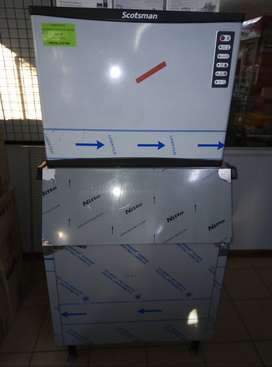 Scotsman 215kg Ice Machine with Bin