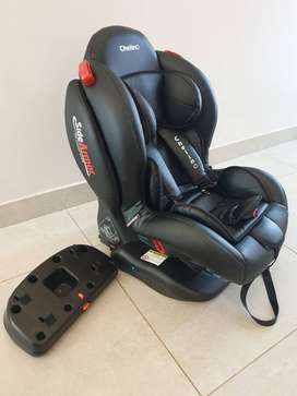 Isofix Leather Baby Car Seat