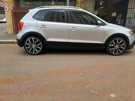 2011 VW Cross Polo 1.4