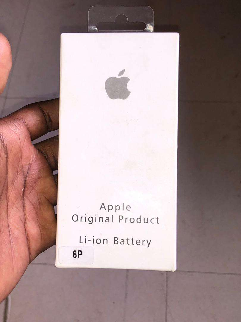 Iphone 6 plus battery 0