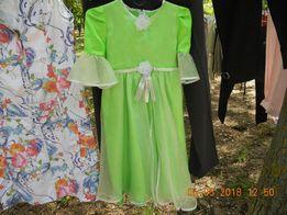 Нарядное платье на выпускной в садик или школу