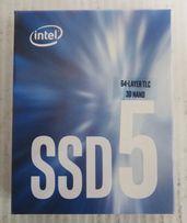 Intel 256gb M.2 SATA SSD Solid State Drive 2280