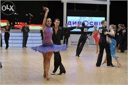ТОРГ!!! Платье для бальных танцев Латина La