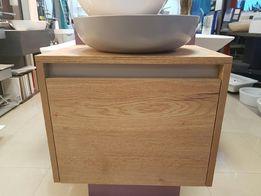 szafka pod umywalkę 50x37x40 z drzwiczkami