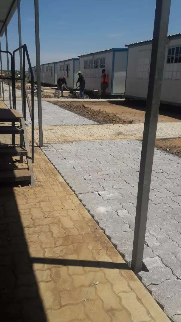 Paving contraction