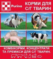Purina –це високоякісні, безпечні та екологічні комбікорми !