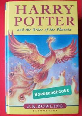 Harry Potter And The Order Of The Phoenix - JK Rowling - REF: 3666.