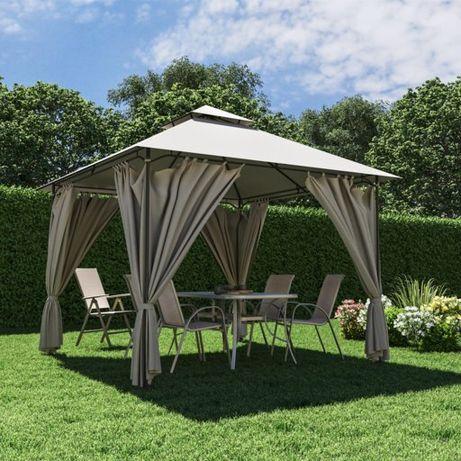 Садовый инвентарь крыша 3х3 3х4 тент для павильон беседка шатер альта