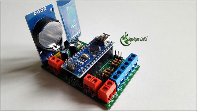 StylAqua Led's Control Sterownik Akwarium Bluetooth Tolkmicko - image 7