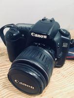 Aparat Canon EOS 20D plus akcesoria
