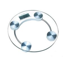 Весы напольные, электронные стеклянные ваги Matrix до 180 кг
