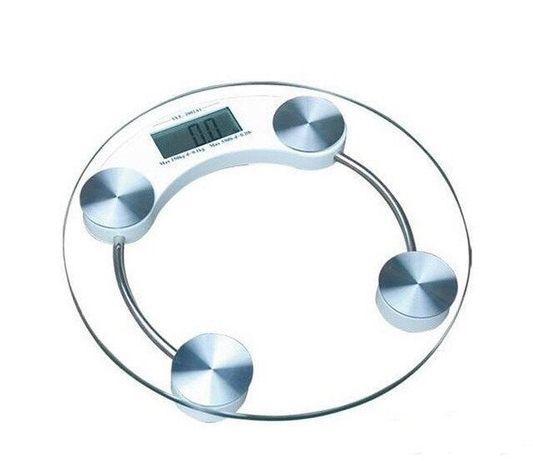 Весы напольные, электронные стеклянные ваги Matrix до 180 кг Харьков - изображение 1