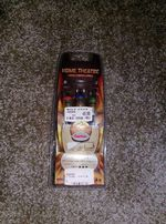 Kabel Hama 3xcinch-3xcinch YUV 1,5 M 24 K gold