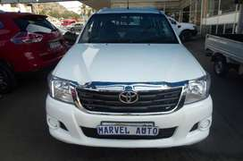 2014 Toyota Hilux 2.5 D4D Single Cab