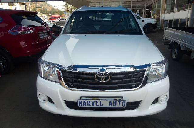 2014 Toyota Hilux 2.5 D4D Single Cab 0