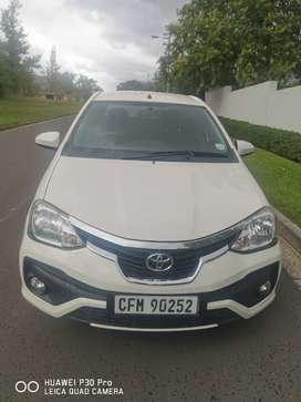 Toyota etios 1,5 engine 2018 model, manual transmission