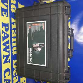 Metabo Mag 32 with plastic carry case for sale