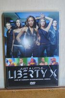 Liberty X/DVD