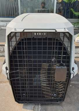 Pet Travel Container and Indoor Home Kennel