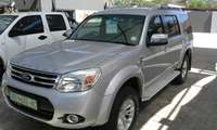Image of Ford everest 3L