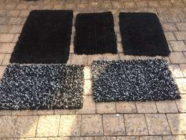 Five Small Carpets R600 for all