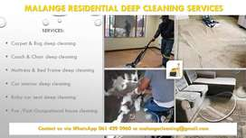 Malange Residential Deep cleaning services